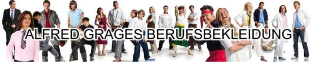 Berufsbekleidung Alfred Grages Berufskleidung-Logo