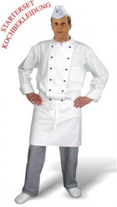 Koch Azubi Starterset Kochbekleidung