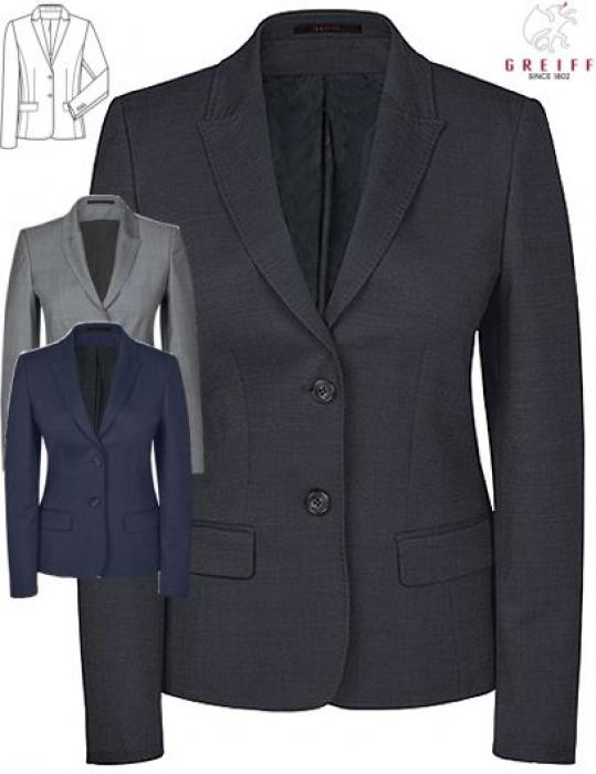 Damen-Blazer 2-Knopf Greiff MODERN Regular Fit
