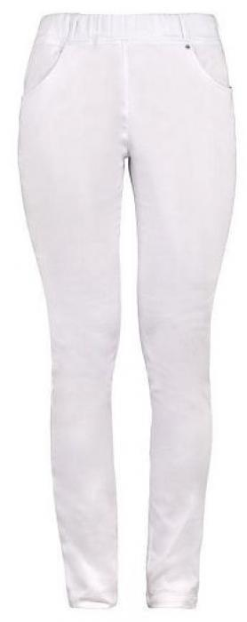Jeggings weiß Slim Fita
