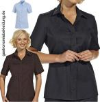 Damen Stretch Bluse halbarm